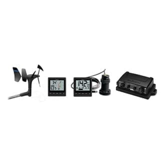 Instrumentpaket Garmin GNX Wired SailPack 52